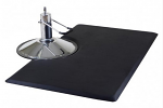 "Rectangular 1/2"" Anti Fatigue Beauty Salon Floor Mat"