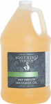 Soothing Touch Nut Free Lite Massage Oil 1 Gallon