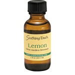 Smoothing Touch Lemon Essential Oil