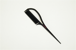 Pink Pewter Carbon Styling Comb