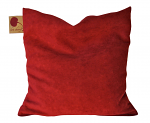 Hot Cherry 1M Square Red Maraschino Therapeutic Pillow