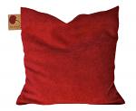Hot Cherry 1M Square Red Maraschino Therapeutic Pillow