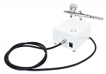 Pro Airbrush Gun With Mini Air Compressor By Skin Act