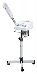 Ozone Facial Steamer With Movable Arm and Aromatherapy Basket