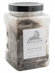 White Ambrosia Bulk Tea Sachets Canister 2/50 ct Case