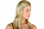 Pink Pewter Abree Bobby Pins