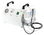 Supra Crystal Microdermabrasion Machine (Made in USA + Lifetime Warranty)