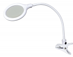 Tabletop Magnifying Led Light With Clamp