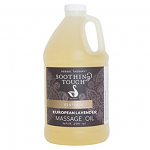 Soothing Touch European Lavender Massage Oil 1 Gallon