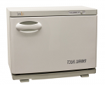 24 Piece Hot Towel Cabinet With Sterilizer